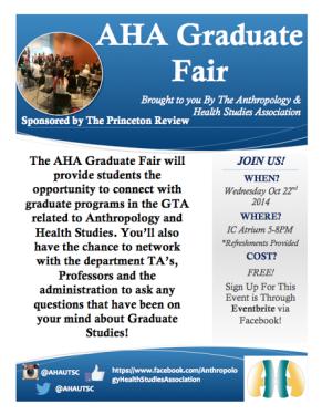 Graduate fair